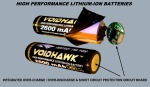 Protected Li-ion Batteries